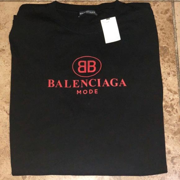 93c7ba35 Balenciaga Shirts | Tshirt Xl Mens | Poshmark